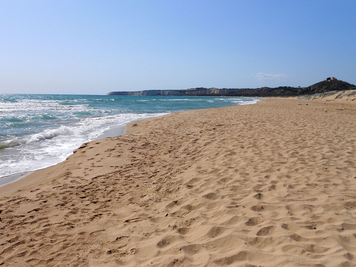 Spiaggia Torre Salsa - Siculiana