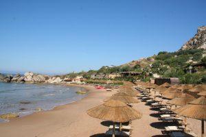 Spiaggia di Torre San Nicola di Licata - Sicilia