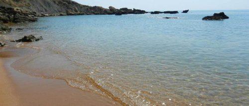 Spiaggia Torre Scifo - Capo Colonna - Capo Rizzuto - Calabria