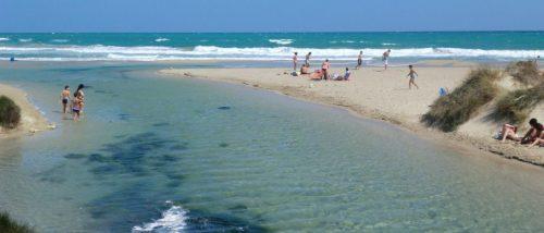 Spiaggia Torre Specchia Ruggeri - Salento