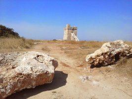 Spiaggia Torre Squillace - Nardo