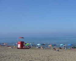 Spiaggia Torvaianica - Torvajanica