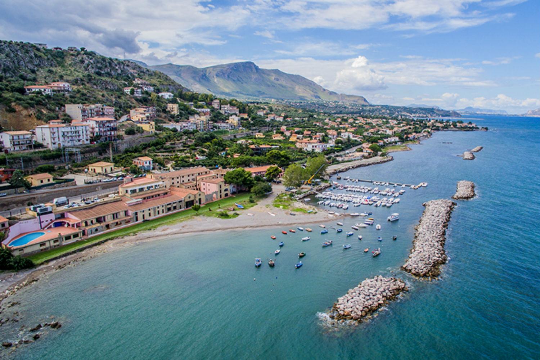 Spiaggia Trabia - Sicilia