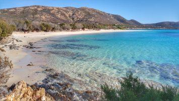 Spiaggia Tuerredda - Teulada - Sardegna