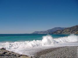 Spiaggia Ventimiglia