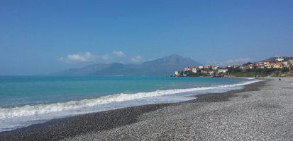 Spiaggia Villammare, Vibonati, Campania