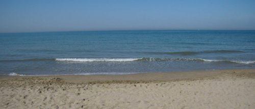 Spiaggia Zingarini