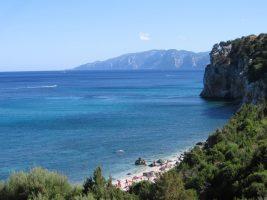 Spiaggia Ziu Martine - Cala -Dorgali - Sardegna