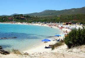 Spiaggia Bianca - Golfo Aranci