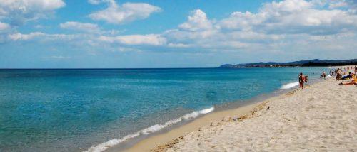 Spiaggia Su Tiriarzu