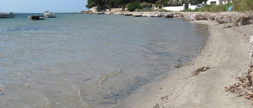 Spiaggia Tacca Rossa