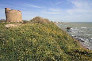 Spiaggia Tor Caldara - Anzio