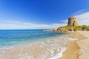 Spiaggia Torre di Barì - Bari Sardo - Sardegna