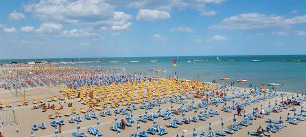 Spiaggia Valverde Cesenatico - Emilia Romagna
