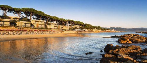 Spiaggia Villaggio Svizzero Follonica