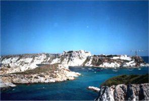 Spiaggia Cala del Cretaccio - Tremiti