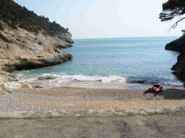 Spiaggia di Caladella Pergola