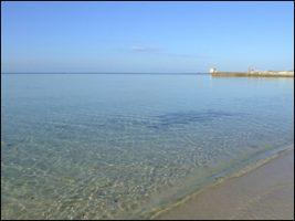 Spiaggia Capitolo - Monopoli