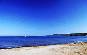 Spiaggia di Capo Colonna