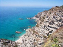 Spiaggia Capo Vaticano - Vibo Valentia - Calabria