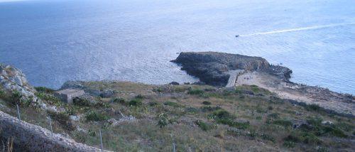 Spiaggia di Castrignano del Capo