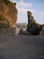 Spiaggia Cittadella del Capo