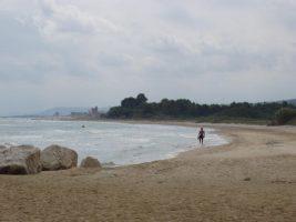 Spiaggia di Cologna - Roseto degli Abruzzi