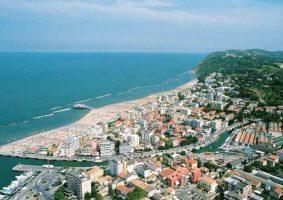 Spiaggia Gabicce Mare - Marche