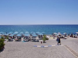 Spiaggia di Isca Marina