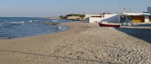 Spiaggia Marina di Frigole