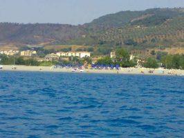 Spiaggia Marina di Nocera Terinese