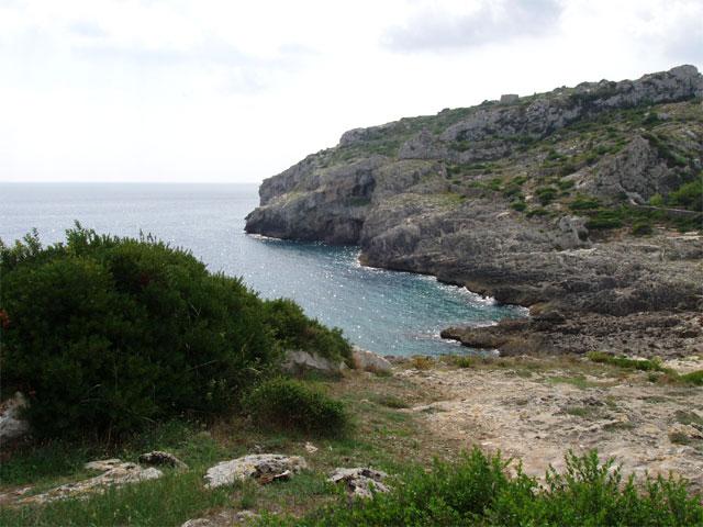 Spiaggia Marina di Novaglie - Salento