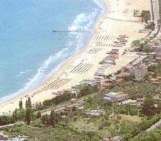 Spiaggia di San Vito Chietino - Marina di San Vito - Costa dei Trabocchi - Abruzzo