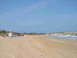 Spiaggia di Molinella, Vieste, Gargano