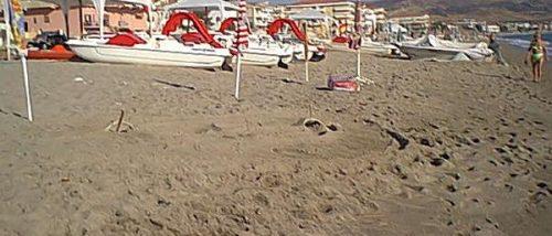 Spiaggia Pantano