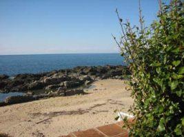 Spiaggia Punta Santa Litterata