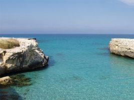 Spiaggia Roca Vecchia - Salento - Puglia