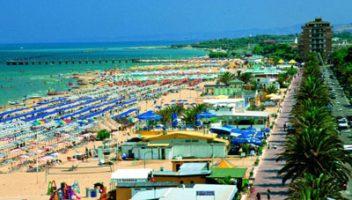 Spiaggia di Roseto degli Abruzzi