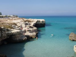 Spiaggia San Foca - accessibile - Melendugno - Salento - Puglia