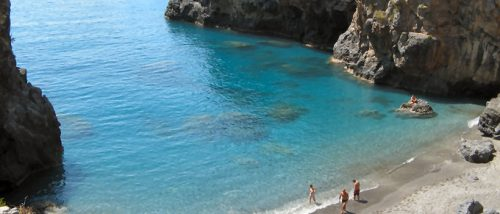Spiaggia San Nicola Arcella - Calabria