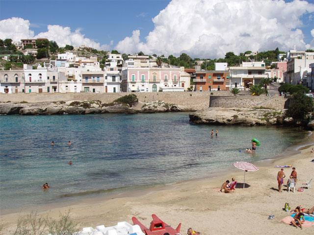 Spiaggia di santa maria al bagno portale delle spiagge italiane - Cloe santa maria al bagno ...