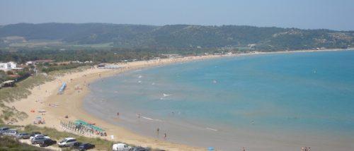 Spiaggia Scialmarino