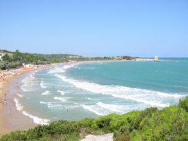 Spiaggia Sfinalicchio
