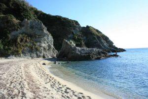 Spiaggia Calispera - Capo Vaticano