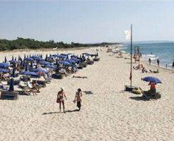Spiaggia Carrao - Calabria