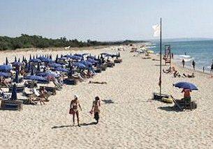 Spiaggia di Carrao