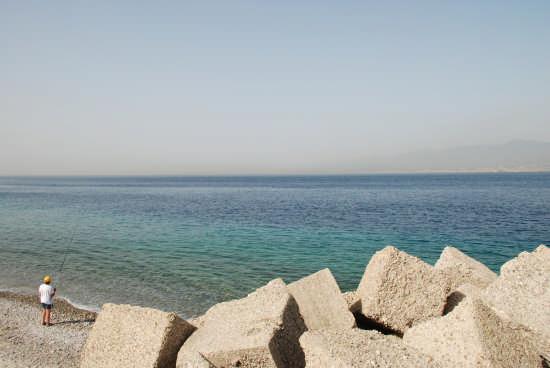 Spiaggia di Villa San Giovanni