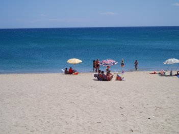Spiaggia Squillace Lido