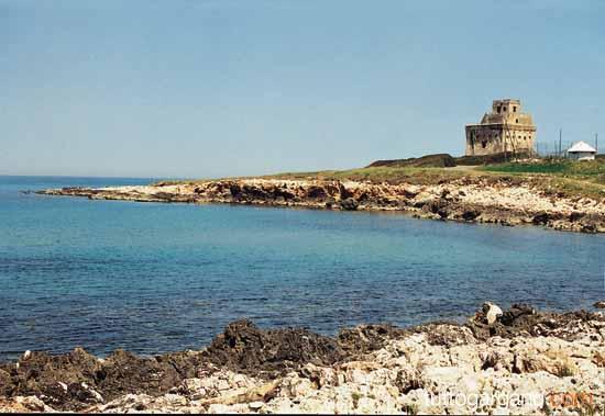 Spiaggia di Torre Mileto