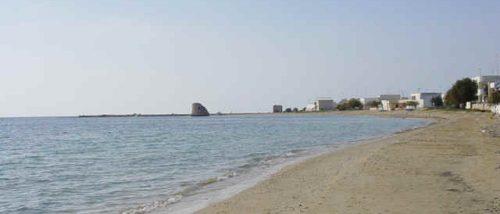 Spiaggia Torre Pali